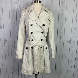 Banana Republic | belted trench coat